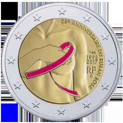 due euro nastro rosa filatelia riva reno